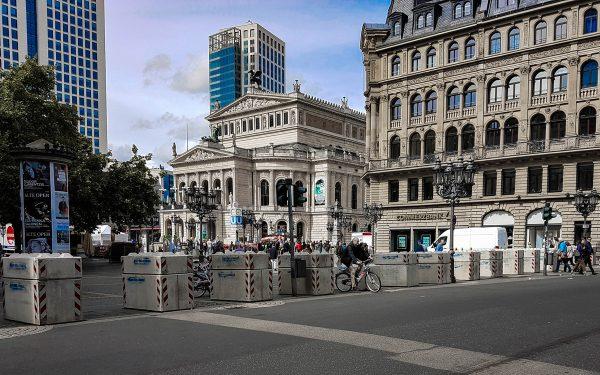 Betonsystemstein Innenstadt